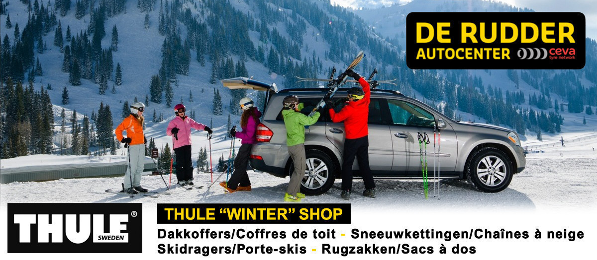 Banner Thule Webshop 2