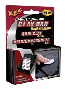 Meguiars Smooth Surface Clay Bar Replacement 50 Gr