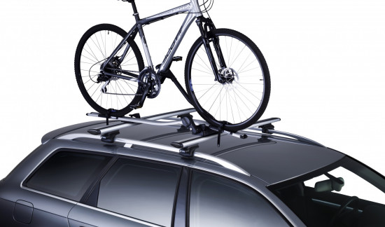 Roof-mounted Bike racks