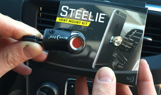 Steelie Mount kit