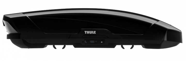Thule Motion Large Black De Rudder 2